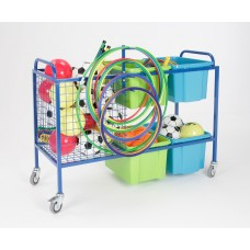 Large Equipment Storage Trolley