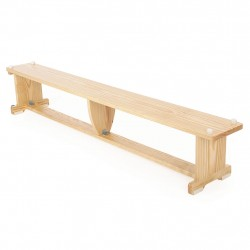 ActivBench - Natural finish